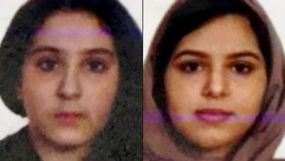 Saudi sisters likely committed suicide in New York's Hudson River: Police