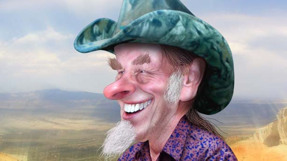Ted Nugent has a wondrous way with words that will make you want to take an acid shower
