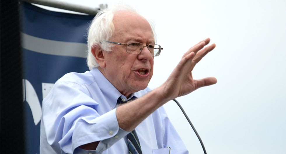 Bernie Sanders is right: Poor people don't vote and it's a problem