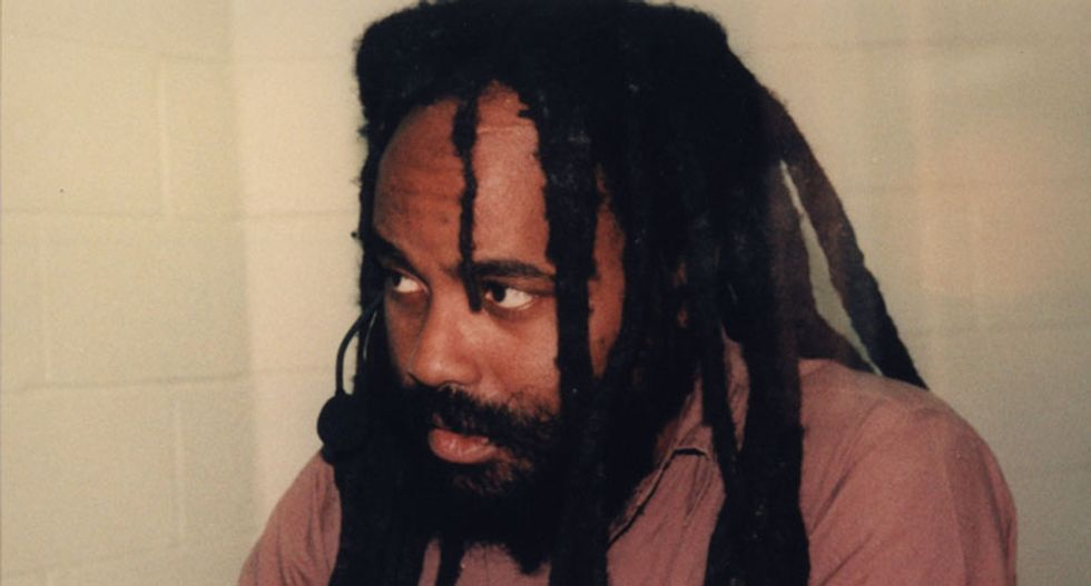 Teacher vows to fight her dismissal over student letters to Mumia Abu-Jamal
