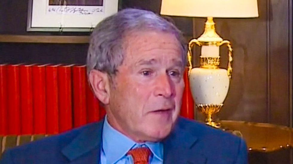 Smithsonian names George W. Bush and not Obama to '100 most Significant Americans' and no one cares