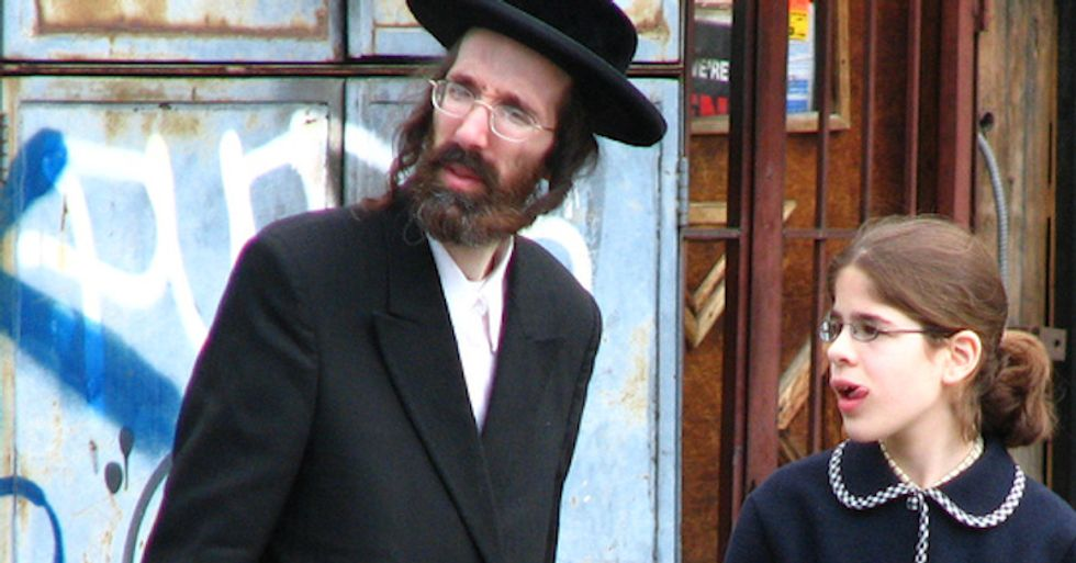'Hitler should have finished you off': Orthodox Jewish man says he was attacked with mace and hate