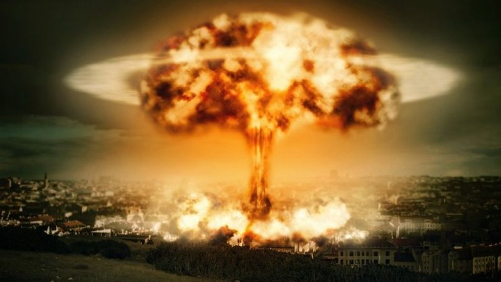 The world's nuclear powers are renewing their race to catastrophe