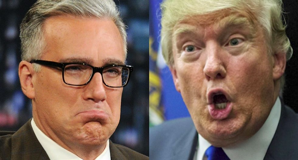 Olbermann calls out Trump's new exploitable weakness: He knows people 'really f*cking hate him