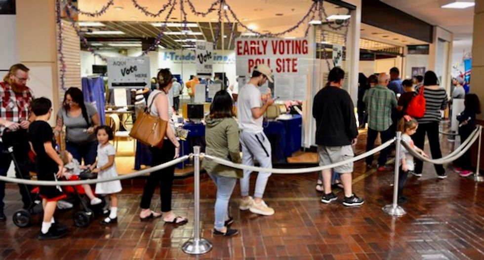 Texas voter turnout in 2018 races toward presidential election year levels