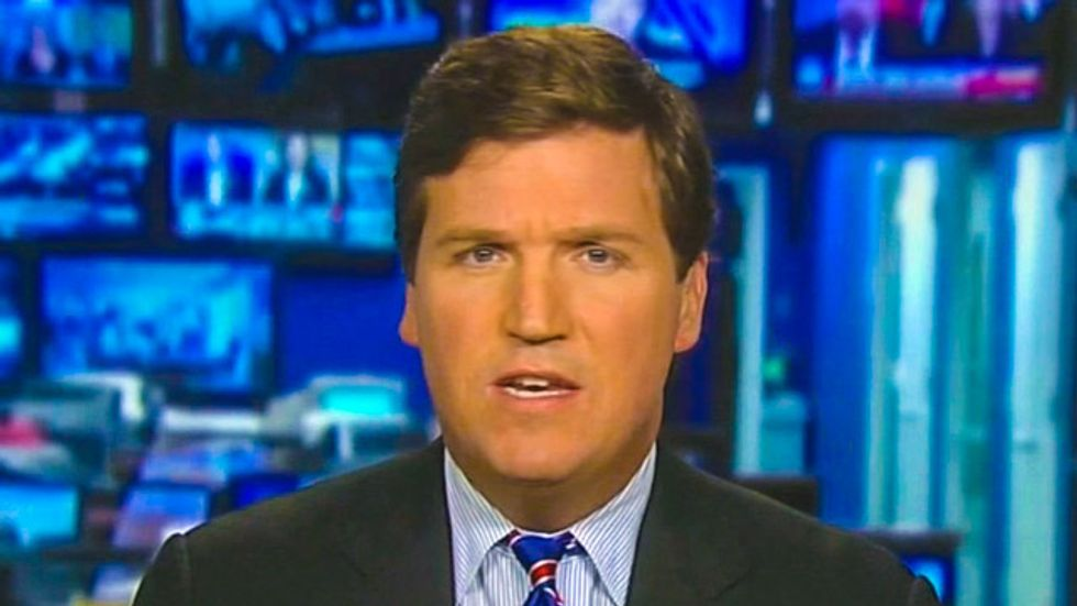 Tucker Carlson: It's 'called fascism' when laws give LGBT people equal treatment