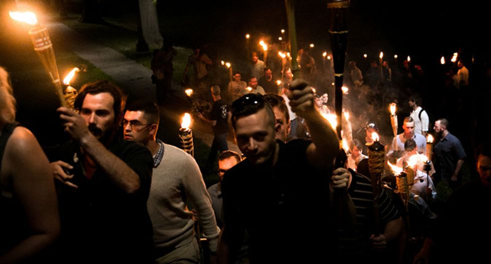 Racist, violent and unpunished: A white hate group's menacing campaign of intimidation