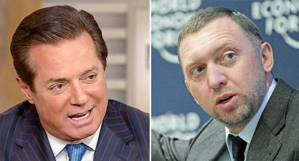 Feds seize $42 million mansion of Russian oligarch linked to Paul Manafort: report
