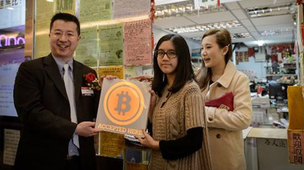 Bitcoin's blockchain could revolutionize more than just how we do business
