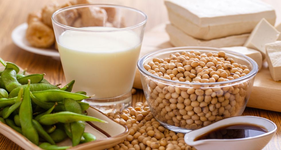 Soy supplements may be good for women with PCOS