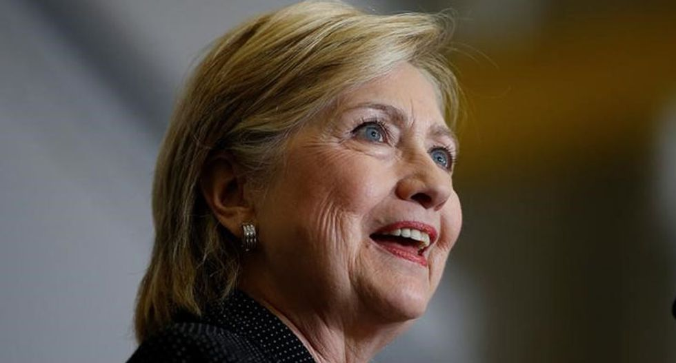 Hillary Clinton's tax returns show she paid 34.2 percent federal rate in 2015