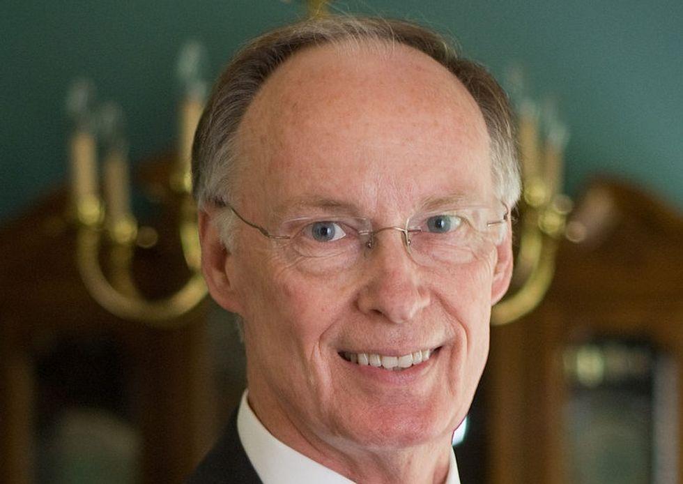 LISTEN: Alabama's GOP governor caught on tape lying to congressman to block affair investigation