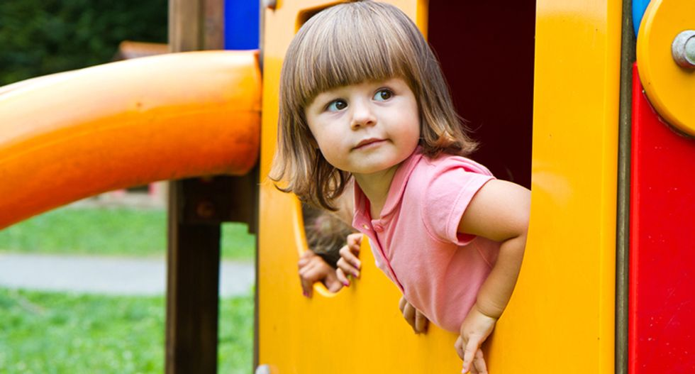 Parents accuse 'sociopath' of covering playground with peanut butter to harm allergic children