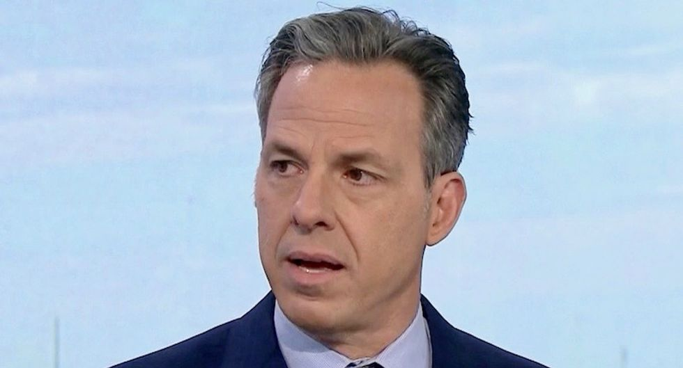 'Did they think this through?': CNN's Jake Tapper unloads on Trump over 'petty' scheme against Pelosi