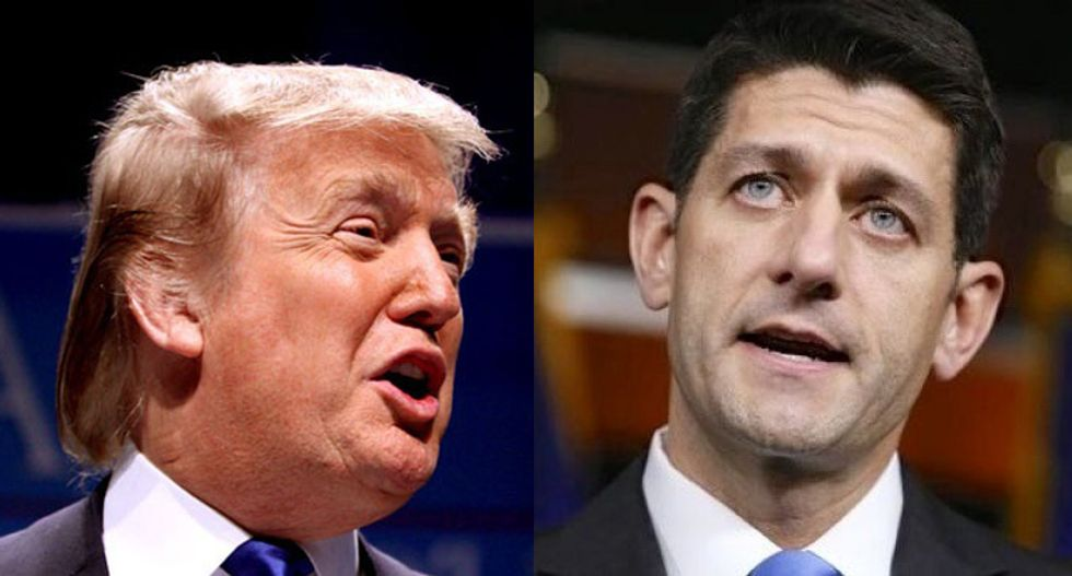New York Times rips Trump and GOP lawmakers for 'feathering their own nests' with tax bill