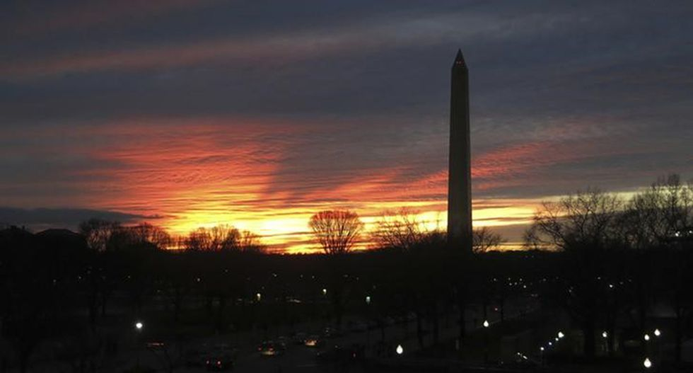 The Washington Monument is closed again after the elevator broke down