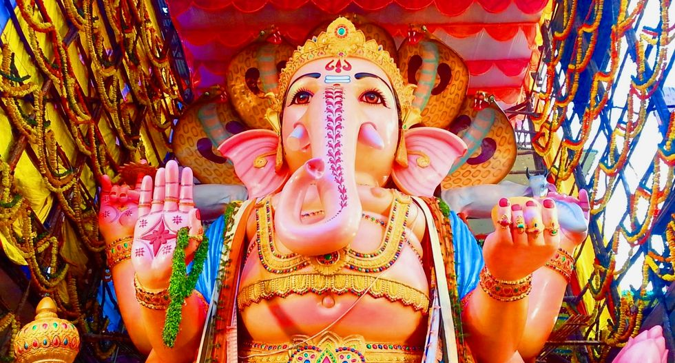 Why an ad offering meat to the Hindu god Ganesha is offensive
