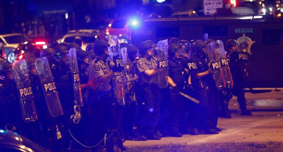 One person shot and police officer injured in second night of violence in Milwaukee