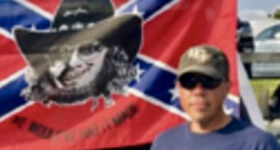 Lawmaker in Confederate flag flap recorded using vulgar term about opponent