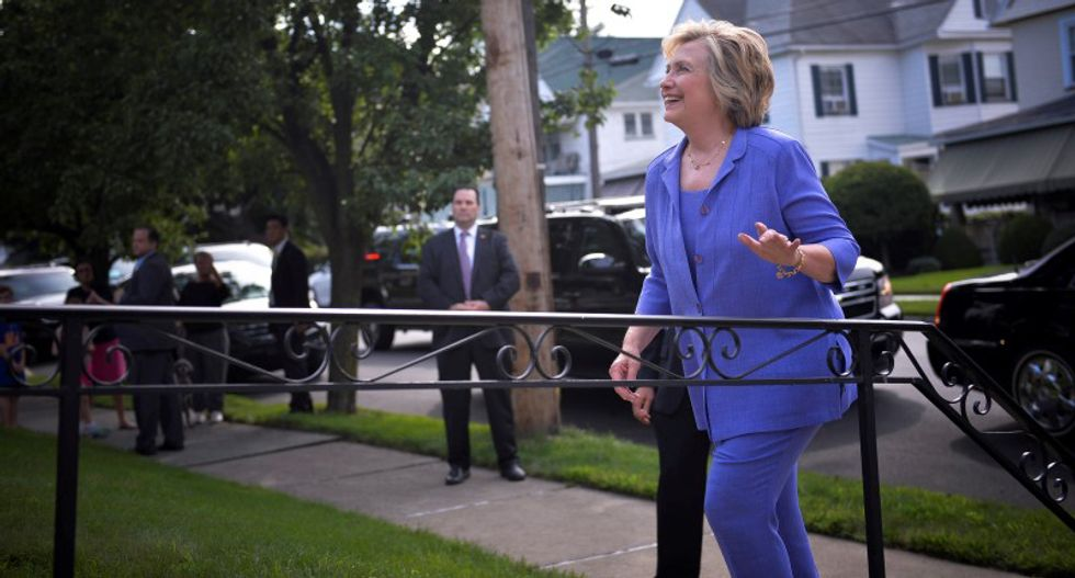 Clinton announces transition leadership should she win in November