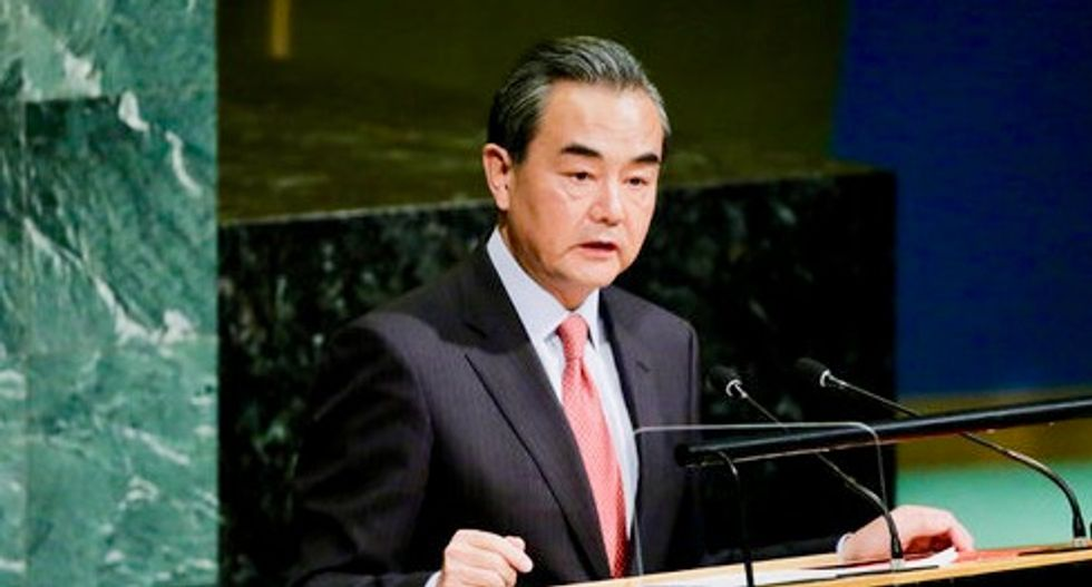 China urges North Korea not to go further in a 'dangerous direction'