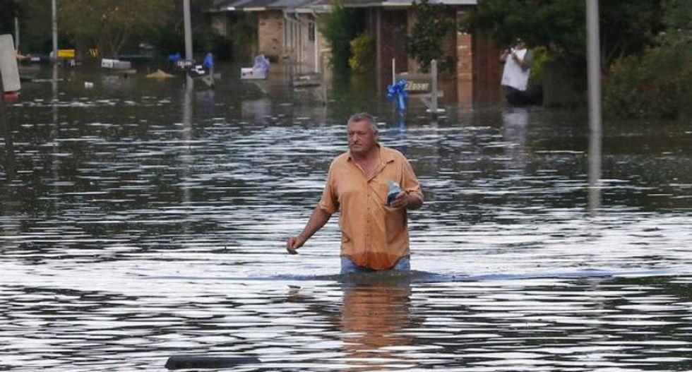 At least 11 people killed as Louisiana floods ravage 40,000 homes