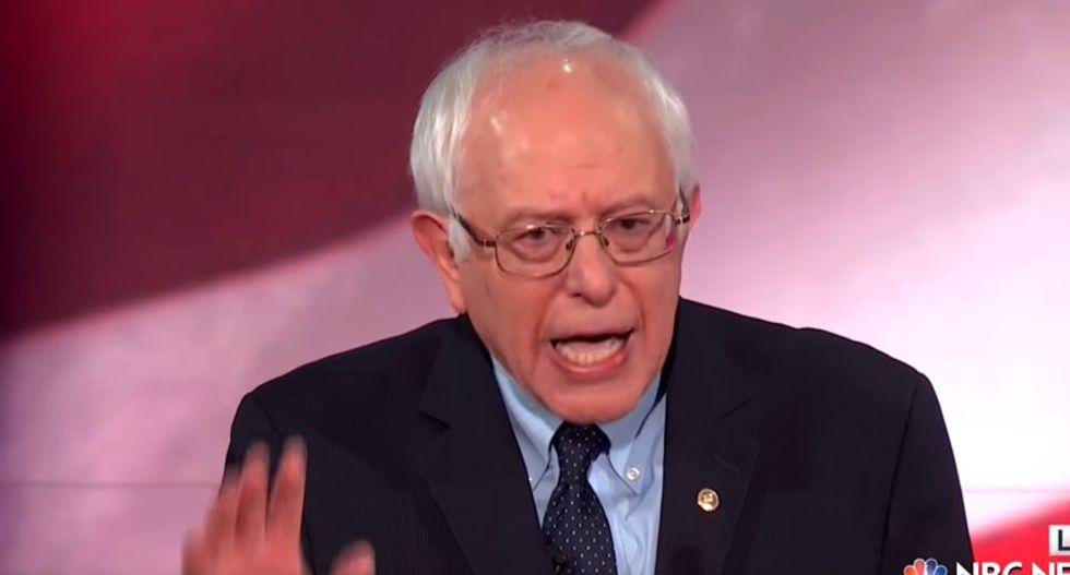 Sanders seeks to prove minority appeal in Nevada's Democratic caucuses