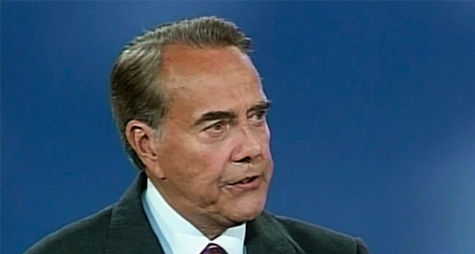 Former presidential candidate Bob Dole admitted to Walter Reed hospital: report