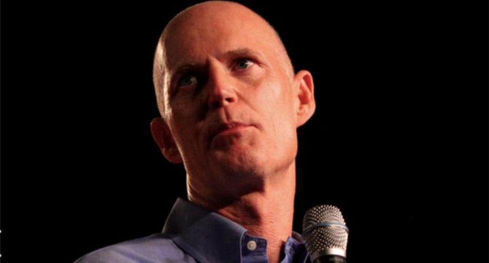 Florida nursing home workers say Rick Scott destroyed evidence after hurricane deaths