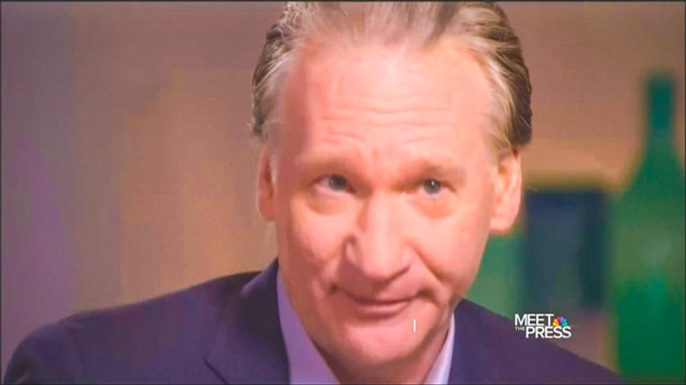 Bill Maher mocks GOP science deniers: 'How much do we really know about facts?'