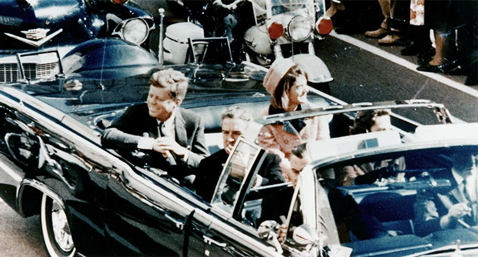 We're on the verge of learning who assassinated JFK