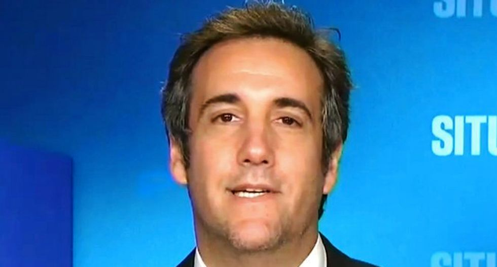 Trump lawyer Michael Cohen tries to prevent use of materials found in FBI raid