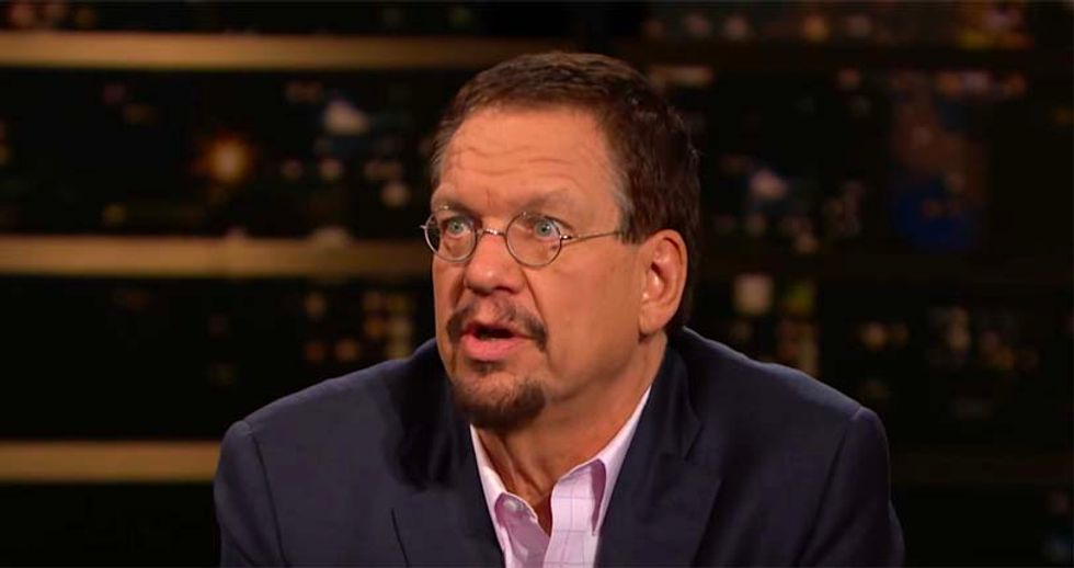 'We should let people into our country': Penn Jillette takes hard stand on sanctuary cities for 'moral' reasons