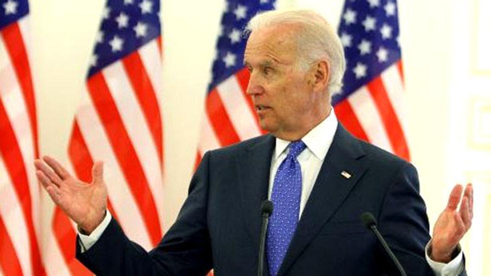 Shots fired near Vice President Joe Biden's residence: report