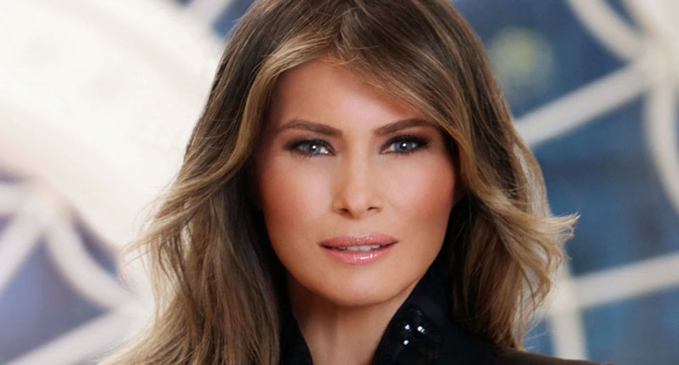 Melania Trump not joining Donald for New Year's Eve