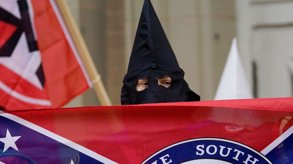 Following Kansas shootings, CNN wonders if the Ku Klux Klan can successfully 'rebrand'
