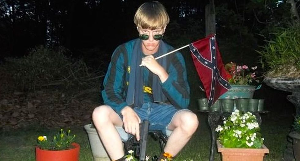 Reporter live-tweets witness describing Dylann Roof slaughtering churchgoers — and it's chilling