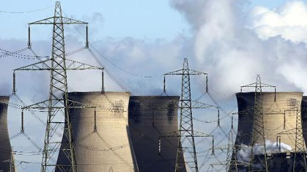 Britain's 'big six' energy firms accused of stifling competition to raise profits