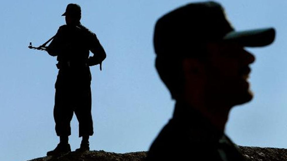 Iran urges UN action over soldiers abducted by Sunni extremists