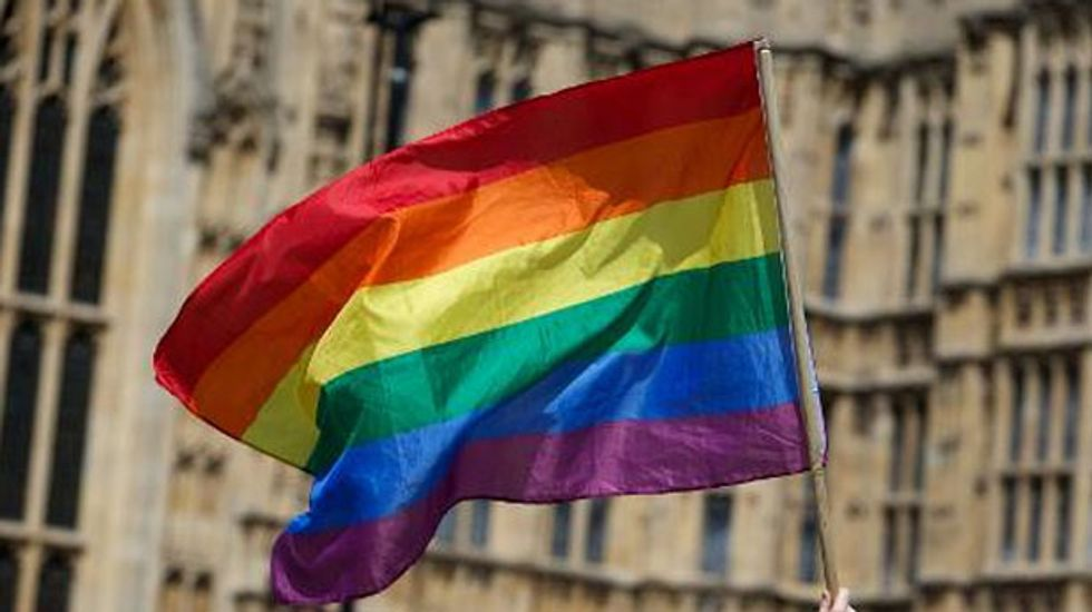 Same-sex marriage to become legal in UK at midnight