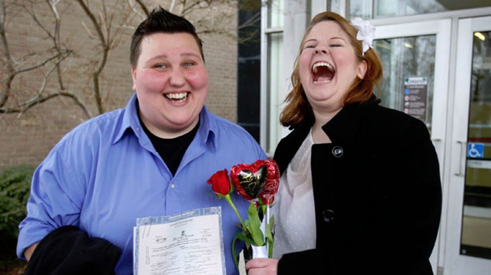 Federal government to recognize same-sex marriage in Michigan