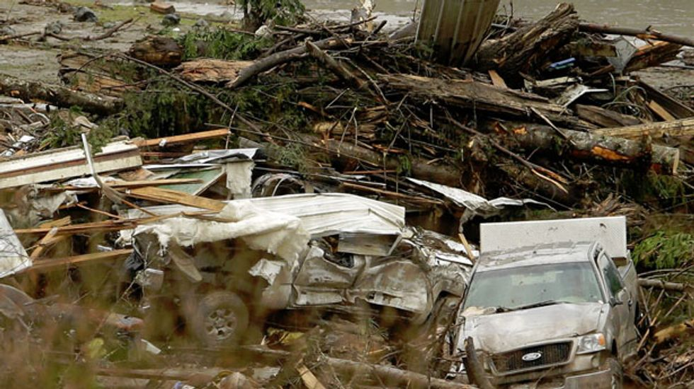 Death toll from Washington state mudslide expected to soar