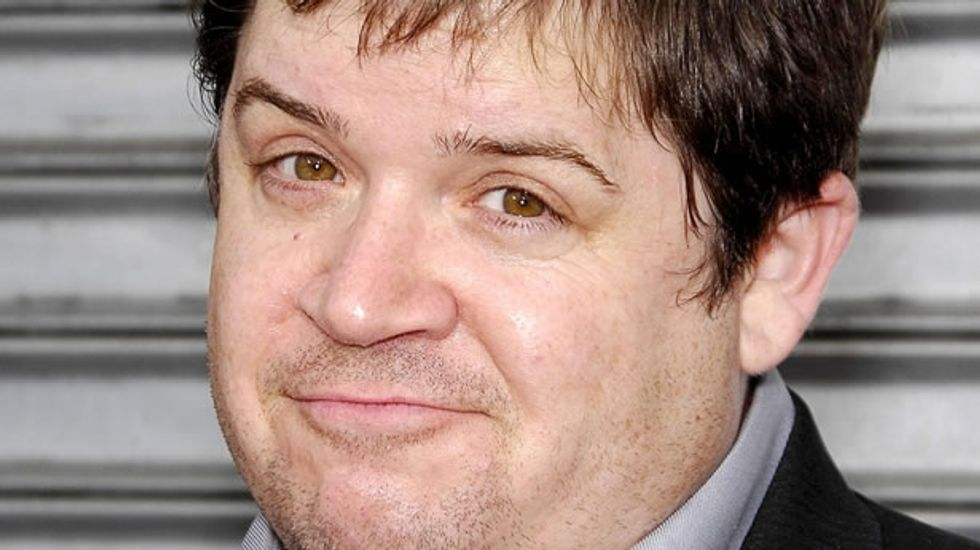 Comedian Patton Oswalt rips Salon writers for hypocritical defense of Stephen Colbert