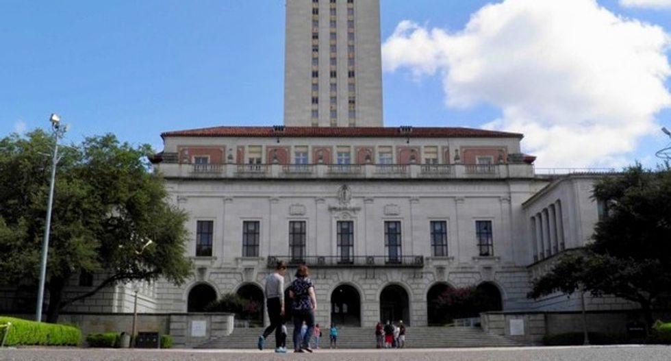 Texas university removes 'white supremacy' statues overnight