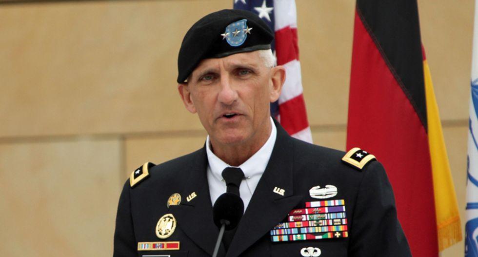 WATCH: Former commanding general of U.S. Army Europe destroys Trump's 'jackassery'