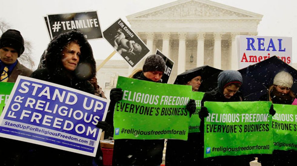 Supreme Court declines new birth control cases brought by Roman Catholic groups