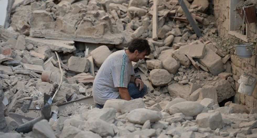 Italy's deadly earthquake is the latest in a history of destruction