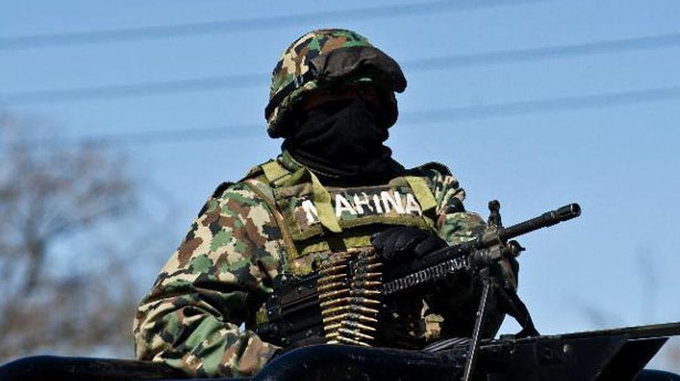 Mexican marines kill leader of Knights Templar drug cartel