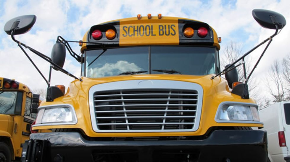 Louisiana bus driver detains gay student to make him repent for 'sinful ways' of homosexuality