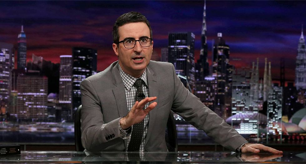 John Oliver calls BS on Brett Kavanaugh for 'mischaracterizing evidence' -- 'something a judge should know not to do'